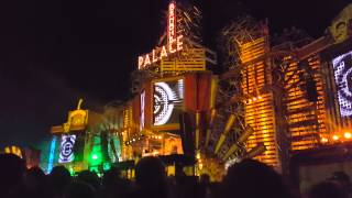 Noisia rolling dnb the palace boomtown 2015