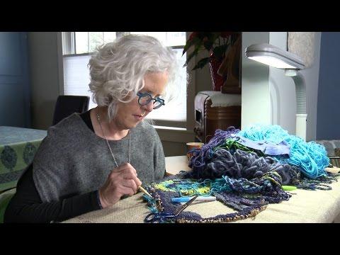 Meryl Cook, Rug Hooking
