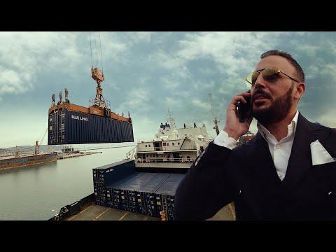 Maritime Transport COMMERCIAL VIDEO   BlueLines #Libia #Spot #Commercial
