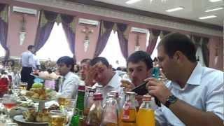 Свадьба Алиев Али Халимбекаул одноклассник