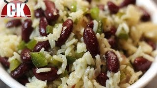 Simple Red Beans and Rice!