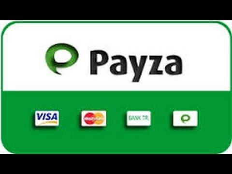 شرح موقع Payza : إرسال الاموال لحساب آخر (٣-٦)