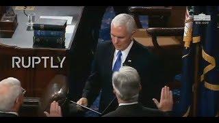 LIVE: United States Senator swearing-in ceremony