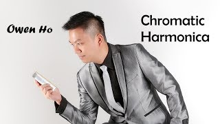 Silver Harmonica Cleaning - Part I by Owen Ho