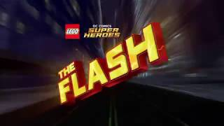 Lego The Flash Trailer with CW music