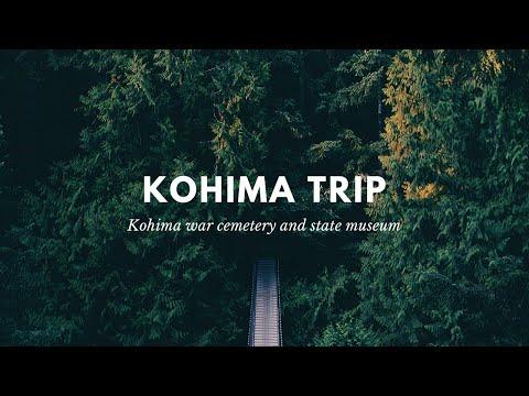 Kohima Trip I Nagaland I  Kohima War Cemetery I Kohima State Museum