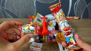 Wie schmecken japanische Süßigkeiten? - Ich teste es!