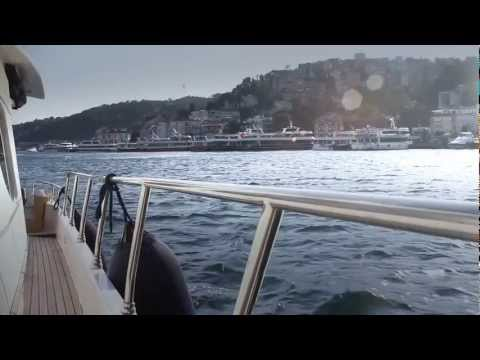 Private Yacht Tour along the Bosphorus Strait