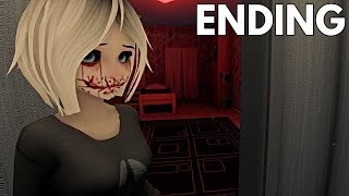 Wire Lips - ENDING Gameplay (Spooky Horror Game)