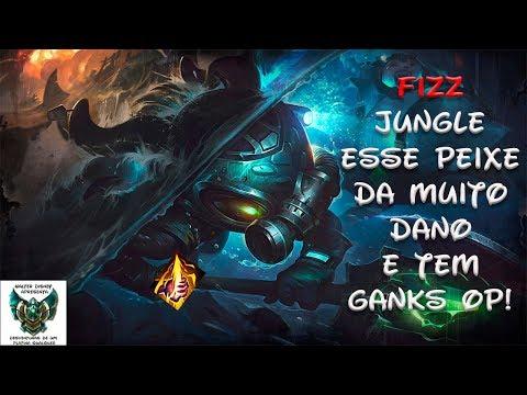 Desventuras de um Fizz jungle! Fizz jg gameplay 2019!