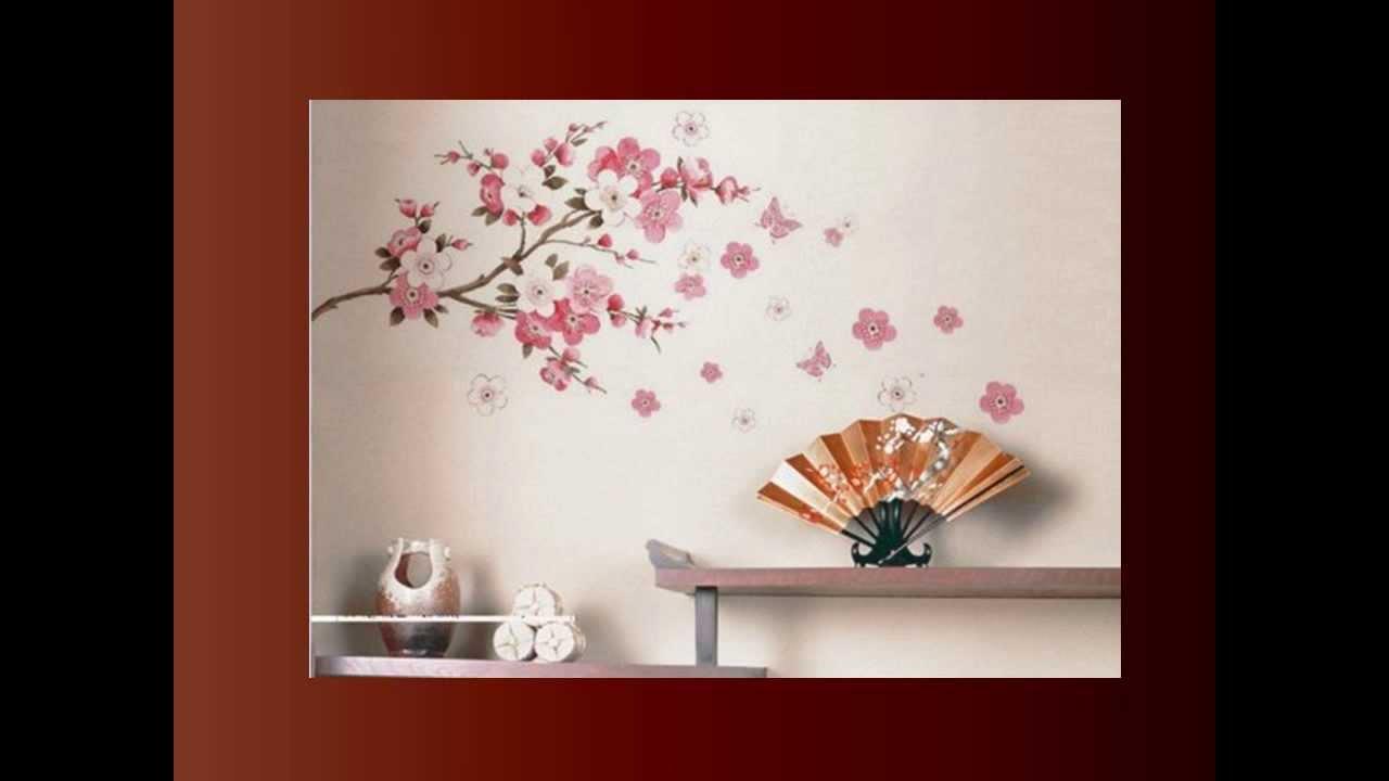 Cherry Blossom Wall Art Youtube