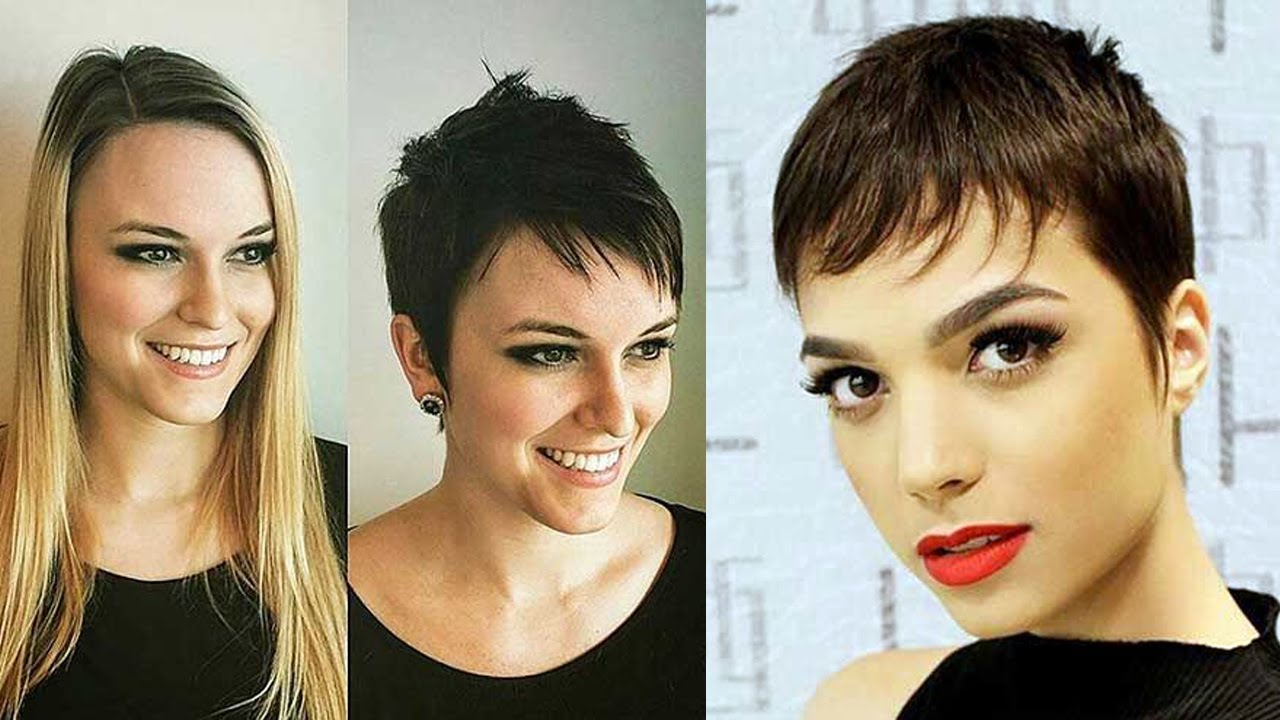 New Short Haircuts For Women Short Haircuts Styles Woman Hair Cuts