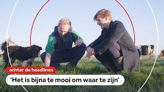 Deze boer in Friesland wil laten zien dat het anders kan   Achter de headlines   NOS