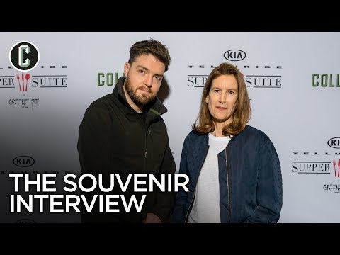 The Souvenir: Joanna Hogg & Tom Burke Interview