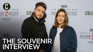 The Souvenir: Joanna Hogg & Tom Burke Interview