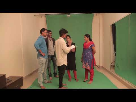 Short film rehearsals with Film Course Students- on Easy Cinema Studios|easy cinema|