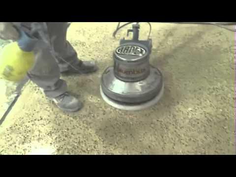 Epoxy Concrete Terrazzo Flooring By Crs
