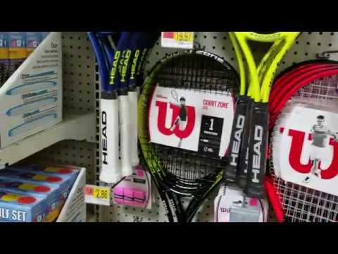 Tennis Racquet Buying Guide - Beginner to Intermediate Part 1