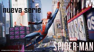 COMIENZA LA AVENTURA SPIDER-MAN PS4 EP 1