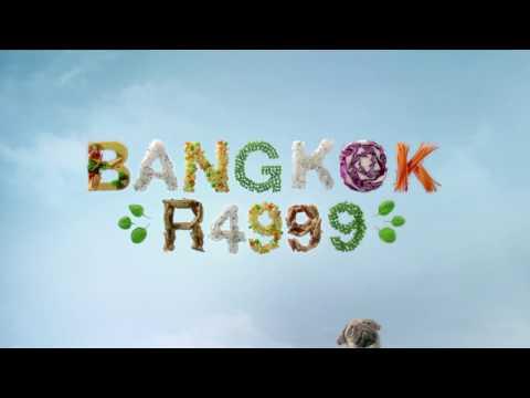 Black Friday Travel Deals – Bangkok For R4999