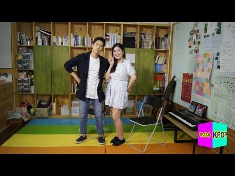 Bekki Interviews Singer-songwriter Dabit on 24hr KPOP-TV