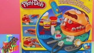 Мистер Зубастик от Play-Doh набор пластелина для детей игра в стоматолога pаспаковка(Мистер Зубастик от Play-Doh набор пластелина для детей игра в стоматолога pаспаковка подпишись на новые видео:..., 2015-04-16T16:00:06.000Z)