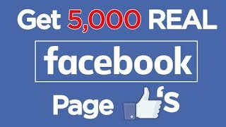 5000 Real Facebook page likes in 1 day | facebook auto likes | by Technical Aashish