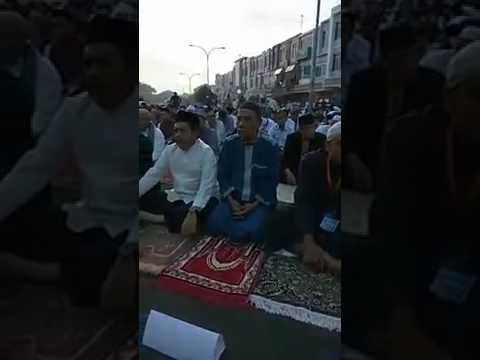 H Muammar ZA - Takbiran LIVE Hari Raya Idul Fitri | 1 Syawal 1438 H