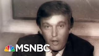Trump's Impeachment Nightmare: Meet The Witnesses Who Could Decide His Fate | MSNBC
