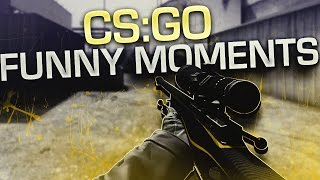 CS:GO Funny Moments! (MLG Caliber, Fail Defuse, and OF COURSE NOT!)