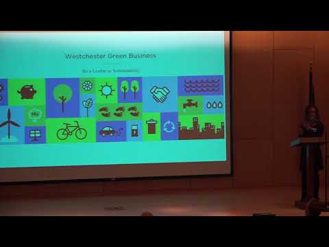 Westchester Green Business Leaders in Sustainability Event: Green Procurement