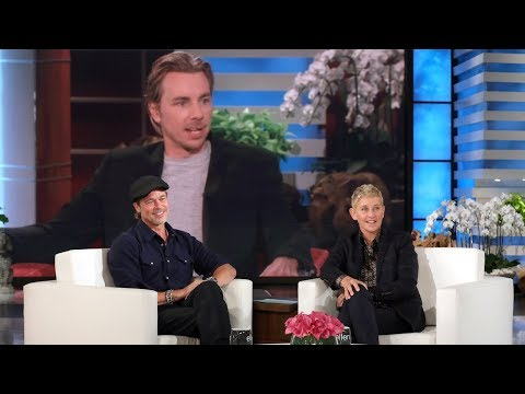 Ellen DeGeneres Has The Ultimate Brad Pitt Surprise For Guest Host Dax Shepard
