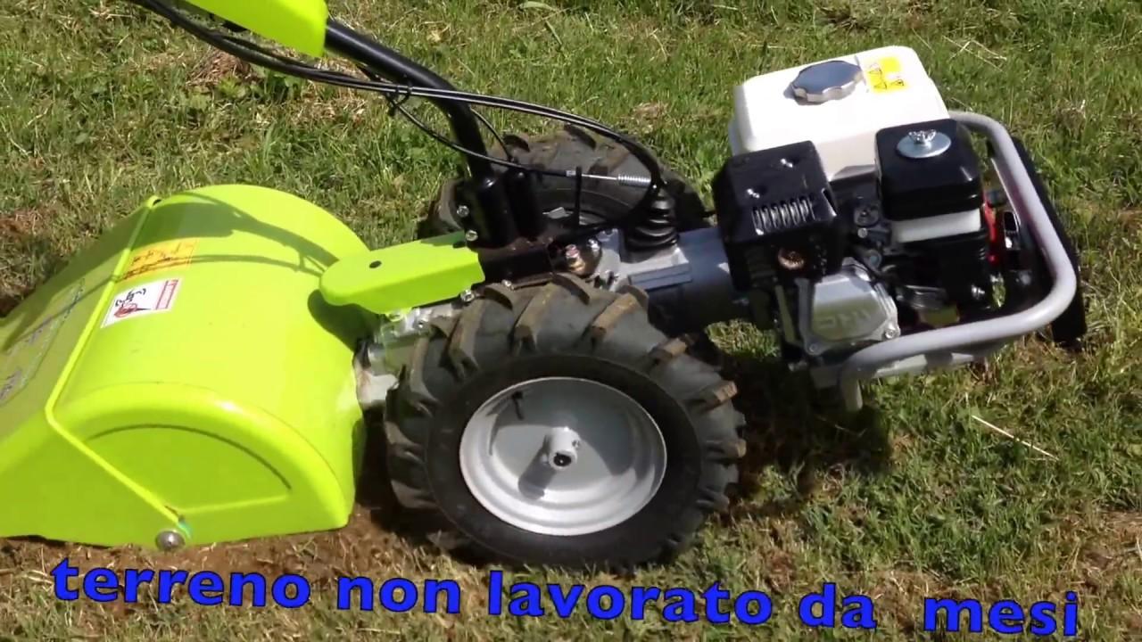 Esigibili Cerveteri Bracciano Motocoltivatore Grillo G46