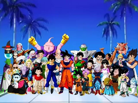 Dragon Ball Z Majin Buu S Saga Soundtrack Youtube