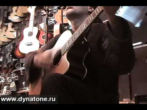 Элизбар. Электроакустическая гитара Crafter JE-18/N