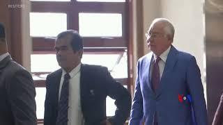 馬來西亞法院結束對前總理納吉布的貪腐罪庭審