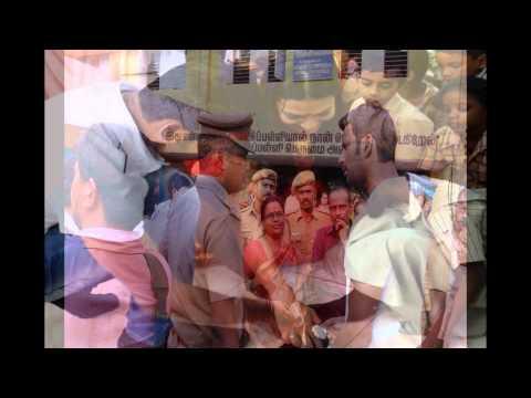 Tamil Actor Vishal visits St.Antony