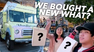 WE BOUGHT A NEW WHAT? (IN L.A.) | Ranz and Niana