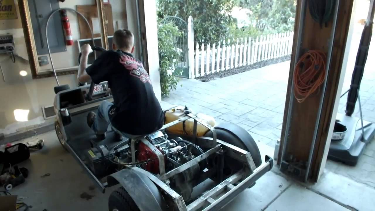 Yamaha G9 Gas Golf Cart Wiring Diagram Club Car Gx420 Engine Swap Clutch Is In And Test Drive