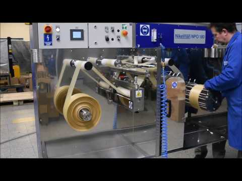 NIKELMAN - Casing Perforation And Making 'bundles' .. - Nikelman® NPO 180