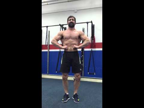 Pull up variation and posing