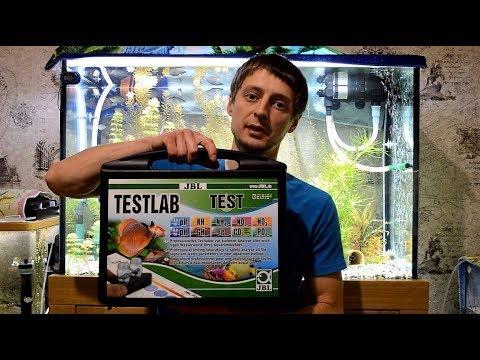 Обзор тестов для воды в аквариуме