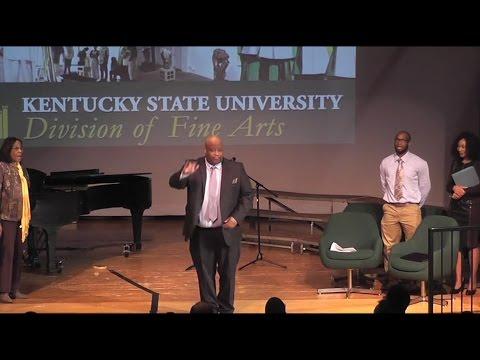 Stacey V  Gibbs   2016 Kentucky State University Legacy Fellow