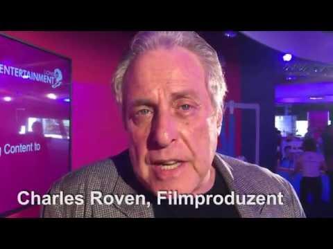 Interview mit dem Produzenten Charles Roven, Cannes Lions 2016