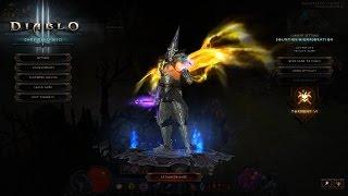 Diablo III Ros 2.2 Slow Time + Primus Wizard P799