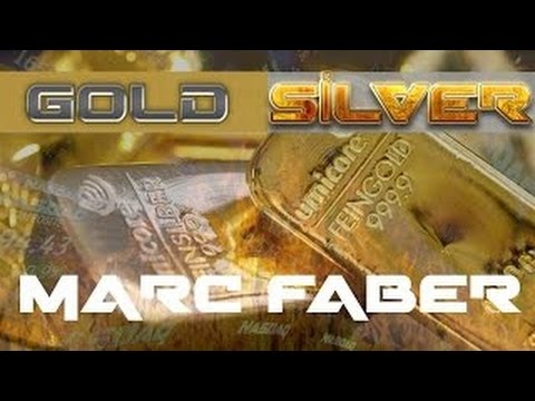Marc Faber: Gold Silver Price Stocks Market Financial Cr