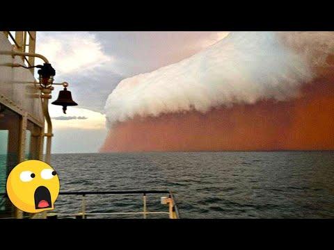 5 Catastrophes Naturelles Choquantes Qui Ont Été Filmées