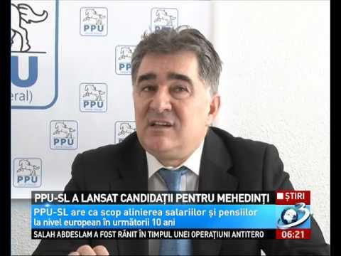 Partidul Puterii Umaniste(social-liberal) isi lanseaza candidatii pentru judetul Mehedinti.