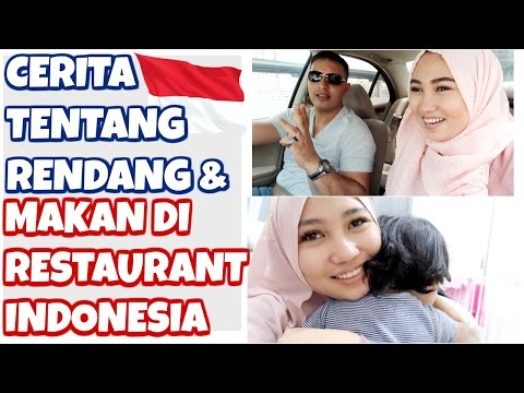 ORANG ARAB SUKA MAKANAN INDONESIA | MAKAN DI RESTAURANT INDONESIA | VLOG BAHASA INDONESIA