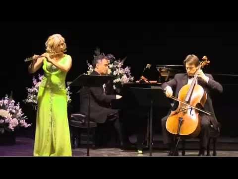 Zephyr Trio, Jeanne Galway, Darrett Adkins, Jonathan Feldman